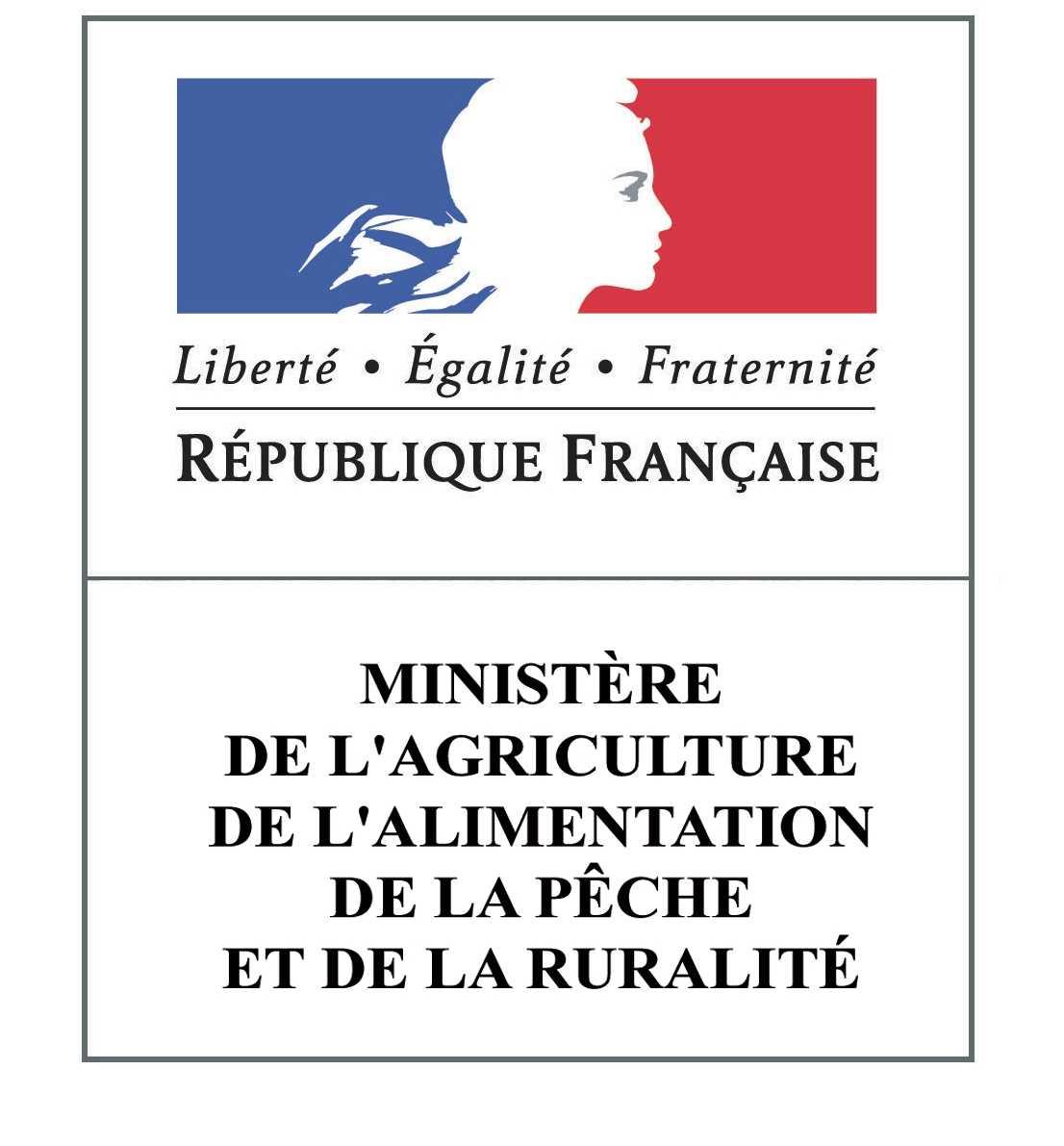 Ministère de l'agriculture de l'alimentation de la pêche et de la ruralité